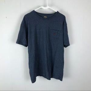Polo Ralph Lauren mens blue tee shirt L